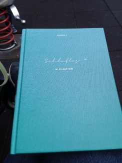 Schlaflos im Ellington. Volume 3