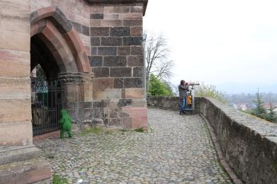 Am Münster von Breisach