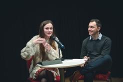 Arina Molchan und die Wallabys im Horrorfilm