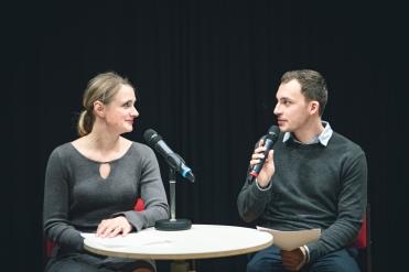 Annika Kemmeter und der Page-Turner