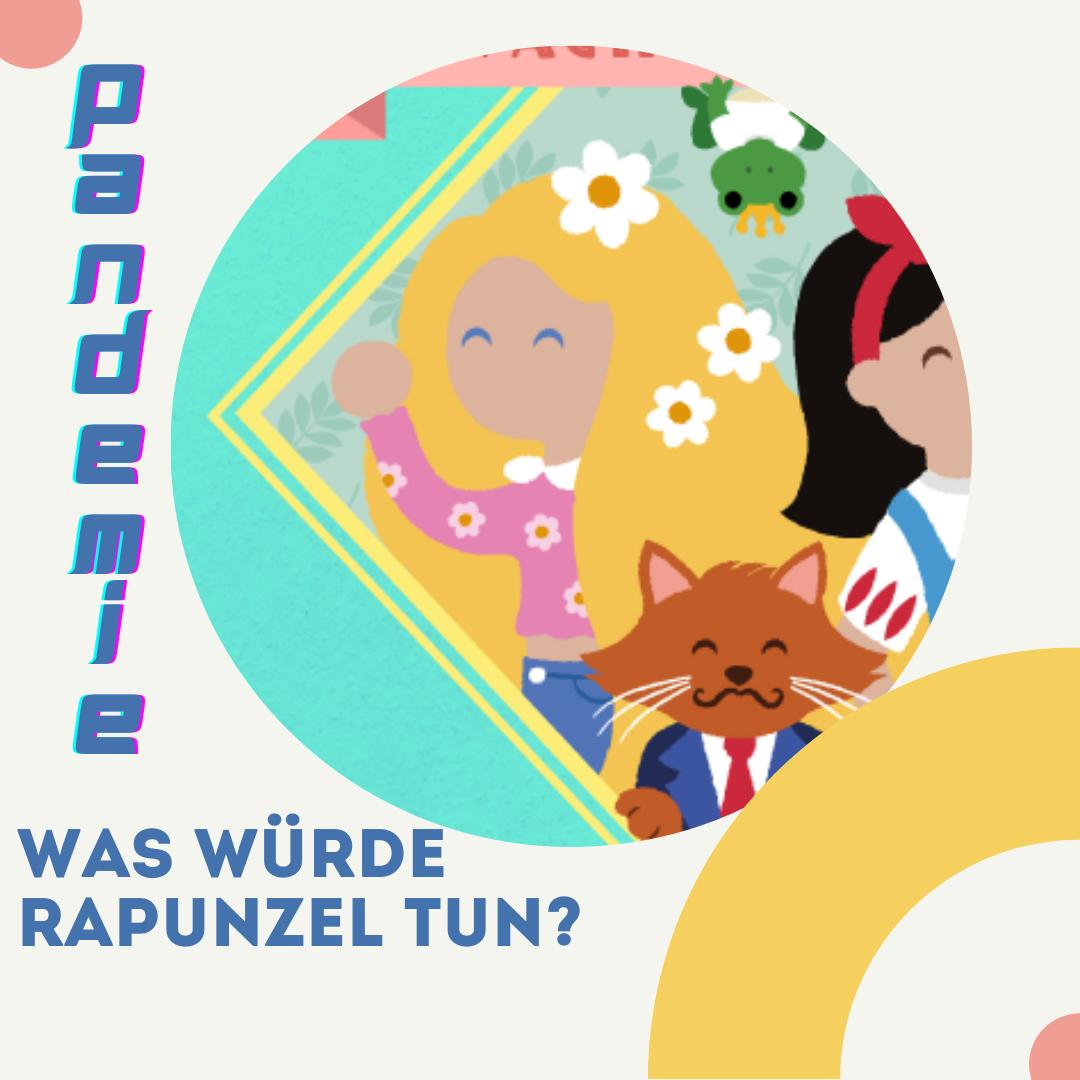 Klee_Was würde Rapunzel tun
